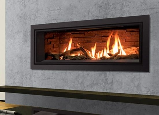 Enviro C44 Linear Gas Fireplace
